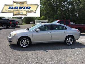 2007 Saturn Aura XE, AS TRADED, P&H SEATS, STCTR, RSTR