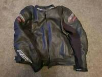 RST Motorbike leather Jacket and trousers