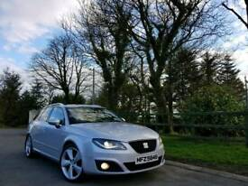 2012 SEAT EXEO SPORT TDI FINANCE FROM ONLY £168 PER MONTH WITH NO DEPOSIT