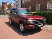 2003 LAND ROVER DISCOVERY TD5 S MANIAL DIESEL 7 SEATER FACELIFT