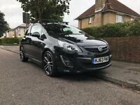 Vauxhall Corsa 1.4 i 16v Black Edition 3dr (start/stop, a/c)