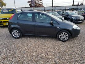 2008 Fiat Punto 1.3 Multijet Diesel 5 door grey Excellent car Amazing condition