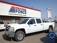 Was That You?  Oh, Diesel 2014 Chevrolet Silverado 3500HD LT