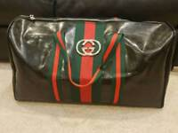 Gucci Style Holdall