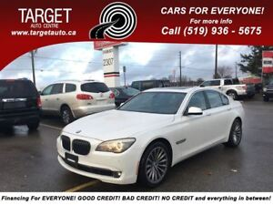 2011 BMW 7 Series 750i xDrive,Fully Loaded,Drives Amazing And Mo