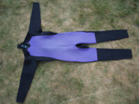 Wetsuit Full Length Summer Weight
