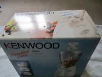 Kenwood Smoothie junior 350W I Litre SB100 series in original box
