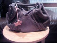 Radley Small Brown Leather Hand Bag