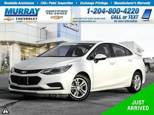 2016 Chevrolet Cruze LT Auto *Heated Seats, Remote Start, OnStar