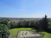 Fabulous 3 bedroom unfurnished flat in Hillpark, Glasgow southside