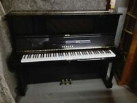 Yamaha U1 Upright Piano (1993, Japan), fully reconditioned to a high standard, immaculate condition