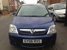 Vauxhall Meriva - Diesel - 1.7 CDTI - LONG MOT - Full Service - HUGE SAVING - BARGAIN