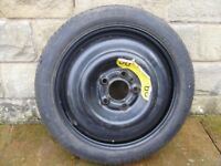 Temporary Spare Tyre (Continental)
