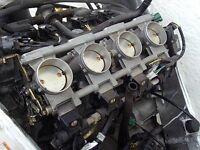 SUZUKI GSXR 1000 ENGINE 17,000 miles 2002 K2 £950 Tel 07870 516938 Anglesey