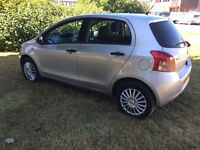 Toyota Yaris 999cc 5d 1Owner Full Service History 1Year MOT Hpi Clear P/X Welcome