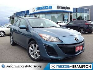 2011 Mazda MAZDA3 GS|ALLOYS|A/C|KEYLESS|FWD