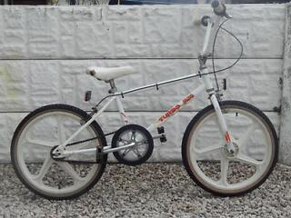 ** 1983 RETRO TURBO MAG BMX BIKE **