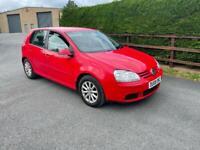 2008 Volkswagen Golf 1.9 Tdi Match 5 Door Full Years MOT