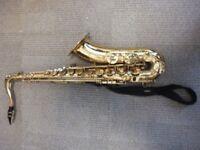 Saxophone - Arbiter Jazz Tenor Saxophone
