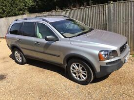 Volvo XC90 2.4 D5 SE geartronic
