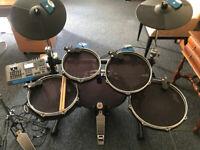 Traps E408 Drum Kit with Alesis DM10 Module