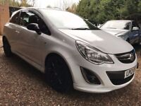 Vauxhall Corsa 1.2 i 16v Limited Edition 3dr (a/c)£3,495 p/x welcome FREE WARRANTY, LONG MOT