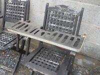 aga plate rack