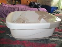 Homedics Foot Spa,never used,as new condition.