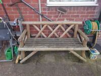 2 garden benches for sale. £30 each. Good condition