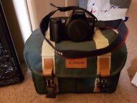 Canon eos500 camera