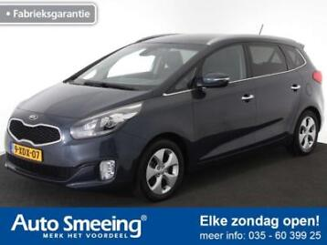 Kia Carens 1.6 GDI BUSINESS PACK 7 Persoons Navigatie