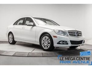 2012 Mercedes-Benz C250 4MATIC, BLUETOOTH, BANCS CHAUF., MAGS,**