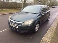 Vauxhall astra 2005 excellent condition only 32900 miles