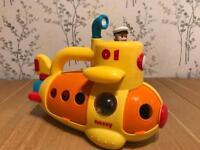 Happyland Submarine Play Set