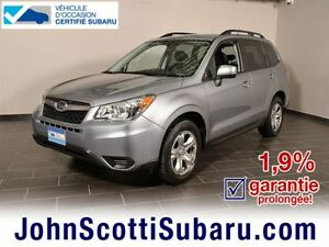 2014 Subaru Forester 2.5i 1.9% 8 TIRES