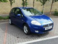 2006 FIAT GRANDE PUNTO 1.4 ACTIVE SPORT 3DR - JUST SERVICED AND MOTED + NEW CAMBELT