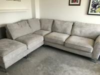 5 seaters corner sofa