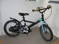 "B'Twin 16"" Kids Pirate Bike"