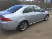 AUTOMATIC HONDA ACCORD 2005 VTEC FULL YEAR MOT EXCELLENT CONDITION