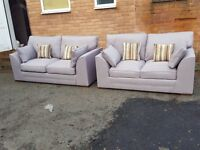 Really nice Brand New light grey sofa suite. 3 +2 seaters. Brand new. delivery available