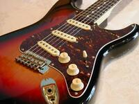 Squier by Fender 60s Classic Vibe stratocaster