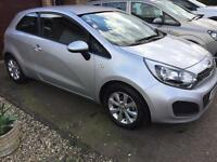 Kia Rio VR7 1.25. Low low miles, 5 yr warranty left