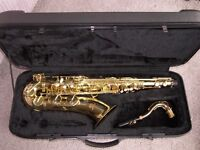 TENOR SAXOPHONE by Stagg 77ST - NEW