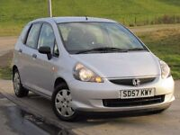 HONDA JAZZ 1.2 DSI S 5d 76 BHP 6 Month RAC Parts & Labour Warranty Full Service History