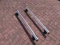 Thule Aero bars with mounts for Hyundai IX35