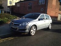 2007 Vauxhall Astra 1.6 i 16v Club 5dr Hatchback, 12 month mot