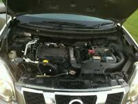 Nissan X Trail Acenta grey