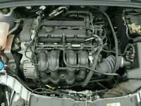 2011 FORD FOCUS ZETEC 1.6 16V PETROL ENGINE IQDB POSTAGE AVAILABLE