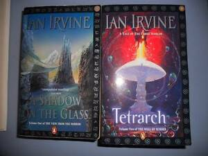 Ian Irvine Books x4 Revesby Bankstown Area Preview