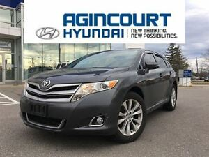 2013 Toyota Venza Base (A6)/BLUETOOTH/OFF LEASE/ONLY 85730KMS